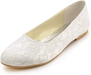 Best ivory ballet wedding shoes Reviews