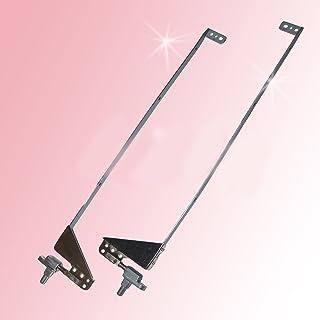 Bisagras para Asus X50X50R X50C X50L X50RL, X50GL, X50VL, X59X50SL LCD Display Screen Hinge L + R