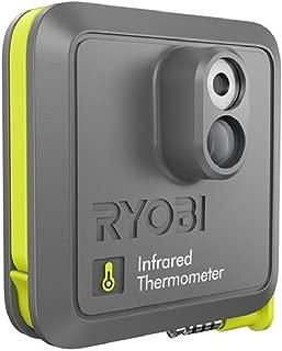 Ryobi スマートフォン用赤外線放射温度計 ES2000 iPhone( アイフォーン ) Android( アンドロイド ) どちらでも使えます!【並行輸入品】