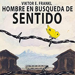 El hombre en busca de sentido [Man's Search for Meaning] audiobook cover art