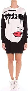 Luxury Fashion Womens 3XA04809100NEROFANTASIA Black Dress | Season Outlet