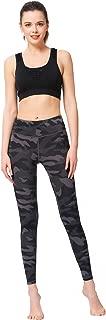 Women Printed Yoga Pants Sport Workout Running Leggings Power Flex Yoga Leggings
