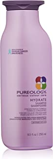 Pureology | Hydrate Moisturizing Shampoo | For Medium to Thick Dry, Color Treated Hair | Sulfate-Free | Vegan