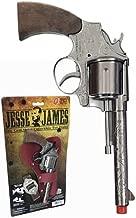 Parris Manufacturing Jesse James Pistol Holster Set Toy