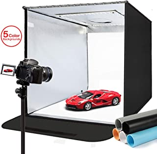 Photo Light Box, FOSITAN Photo Studio Box 20