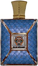 BLUE WIZARD By Royal Creed. France. Eau De Parfum Spay for Men. 100ml (3.4 oz). Wt 680 gm. Box Size 17 x 11.5 x 6 cm