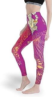Girls Cool Leggings Thin Yoga Pants Pilates Pants Capris Tights for School