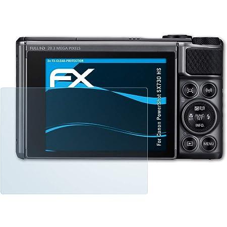 Atfolix Schutzfolie Kompatibel Mit Canon Powershot Kamera