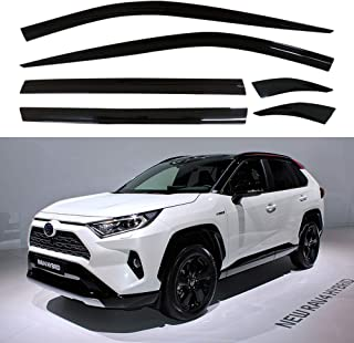 Best 2018 toyota rav4 door edge guards Reviews
