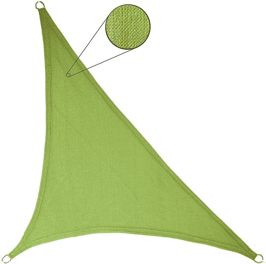 Selling and selling LSXIAO Shade Cloth Shading Net Waterproof Triangle Met Max 75% OFF Sunscreen
