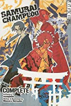Samurai Champloo -- The Complete Two-Volume Series