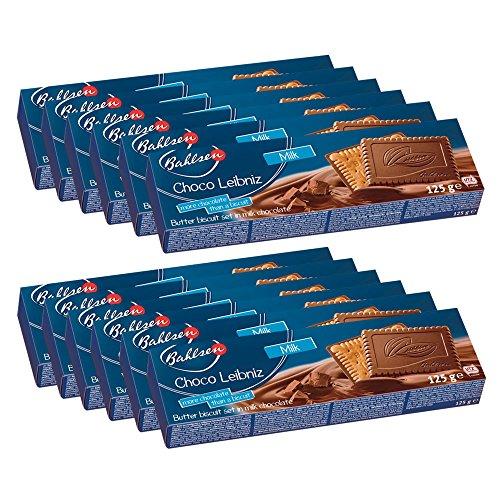 Bahlsen(バールセン)『チョコライプニッツ』
