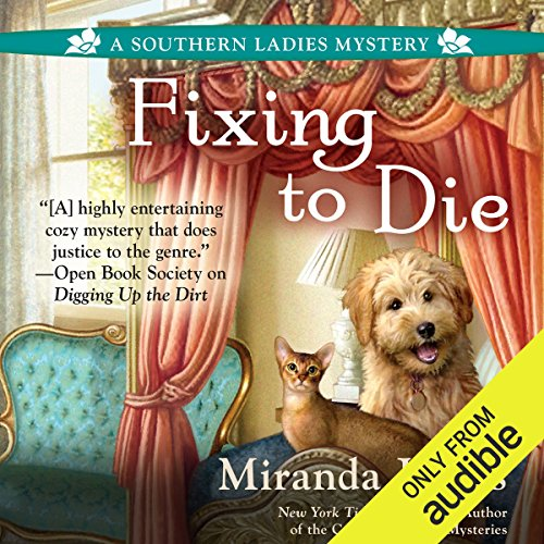 Fixing to Die audiobook cover art