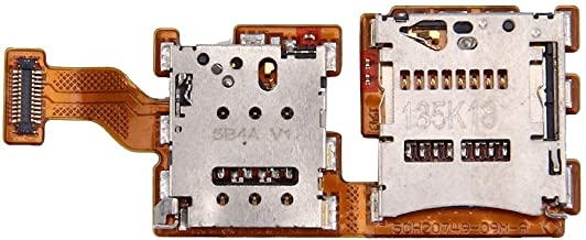 Liaoxig HTC Spare SD Card Socket + SIM Card Socket for HTC One A9 HTC Spare