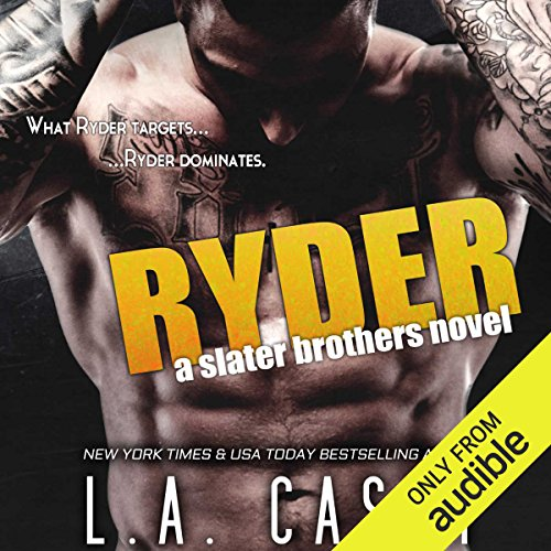 Ryder cover art