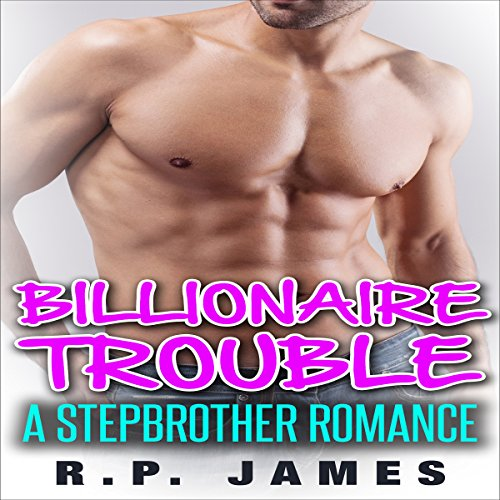 Romance: Stepbrother Romance audiobook cover art