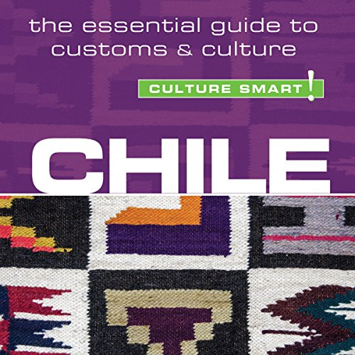 Chile - Culture Smart! audiobook cover art