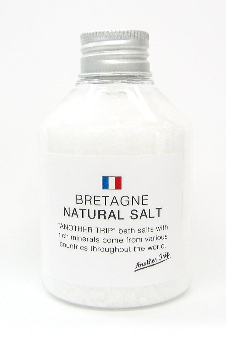 納屋乳剤淡いアナザートリップN ブルターニュナチュラルソルト 190g