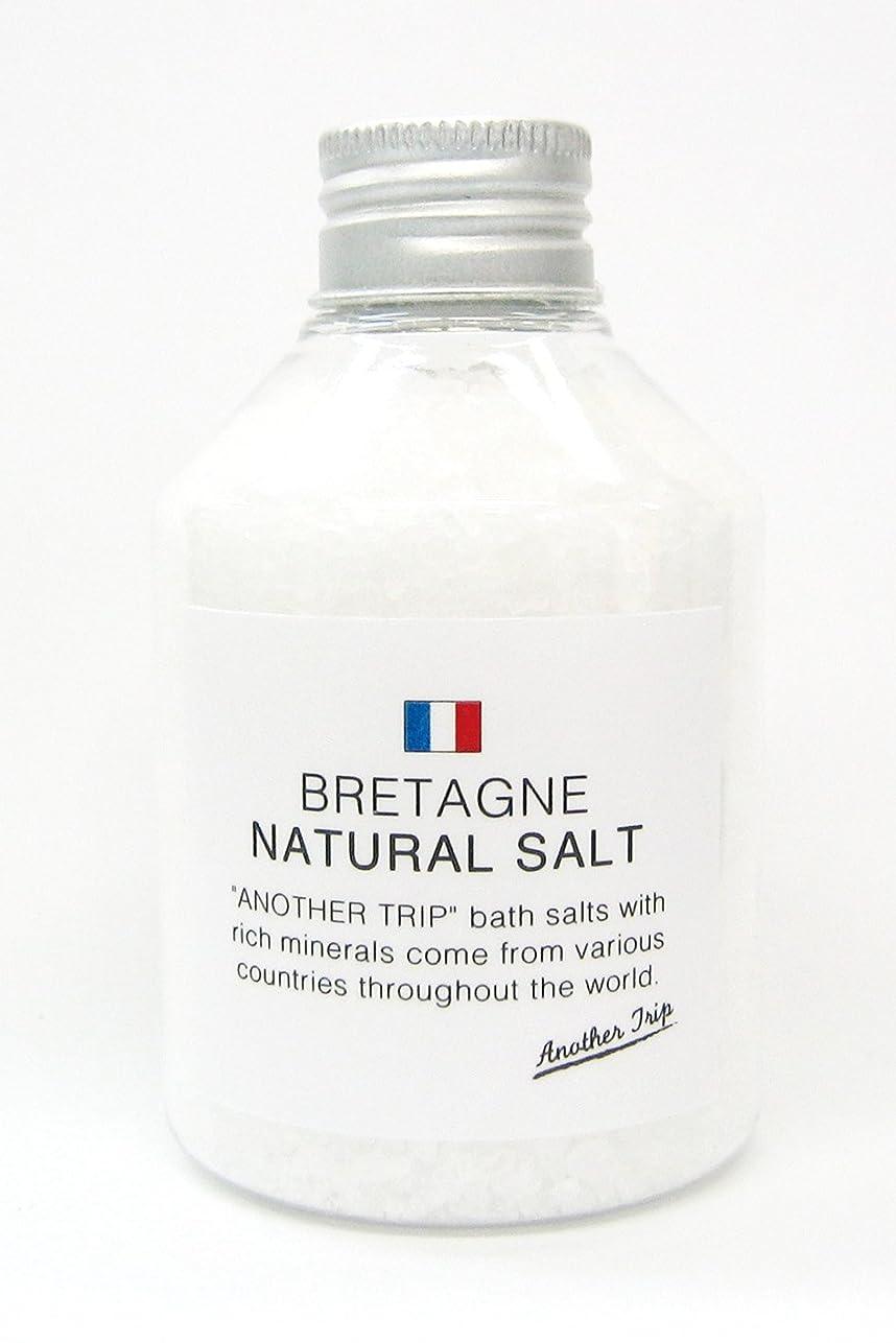 端末咳是正アナザートリップN ブルターニュナチュラルソルト 190g