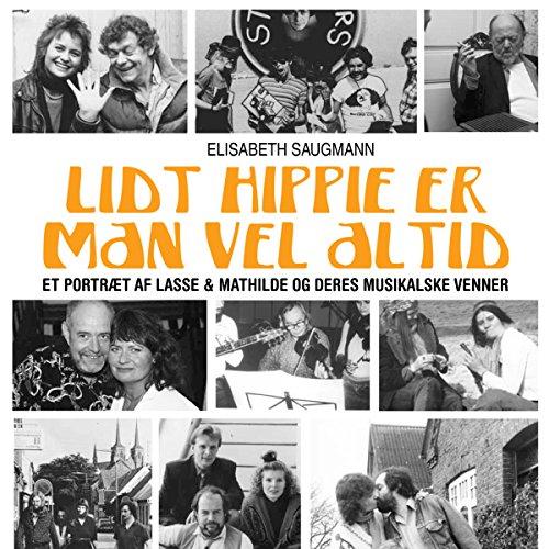 Lidt hippie er man vel altid audiobook cover art