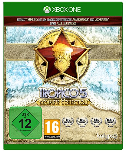 Tropico 5 Complete Collection [Xbox One]