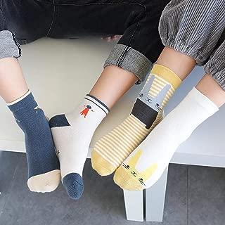shoppingba Pointelle Chaussettes d/'/ét/é en coton doux pour b/éb/é fille avec n/œud en dentelle Blanc nacr/é Taille XL