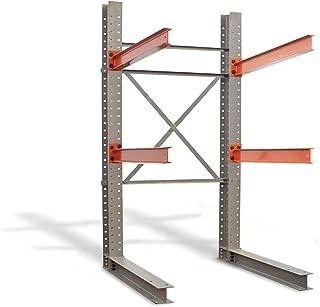 Cantilever Rack Starter Kit - Single Sided - 12'H x 8