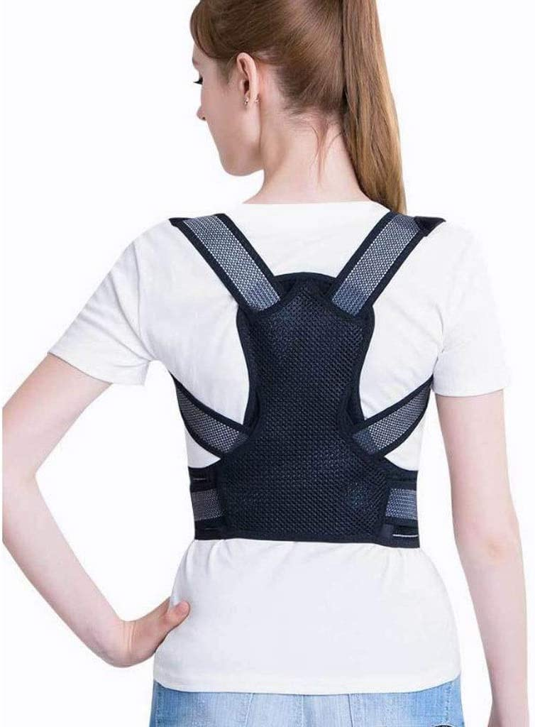 Posture Corrector for Men Challenge New product! New type the lowest price of Japan ☆ and Women Adjustable Back S Breathable