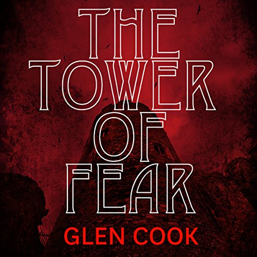 The Tower of Fear audiobook cover art