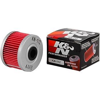 Road Passion Filtre /à lHuile pour XL600R 83-88 XR600R 85-02 XR650L 93-16 XR650R 00-07 NX650 DOMINATOR 88-02 SLR650 1997-2000