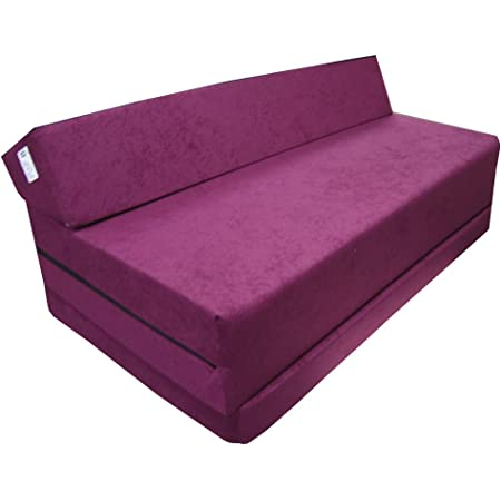 Quality Mobles Cama Plegable Individual de 80x180 cm Color ...