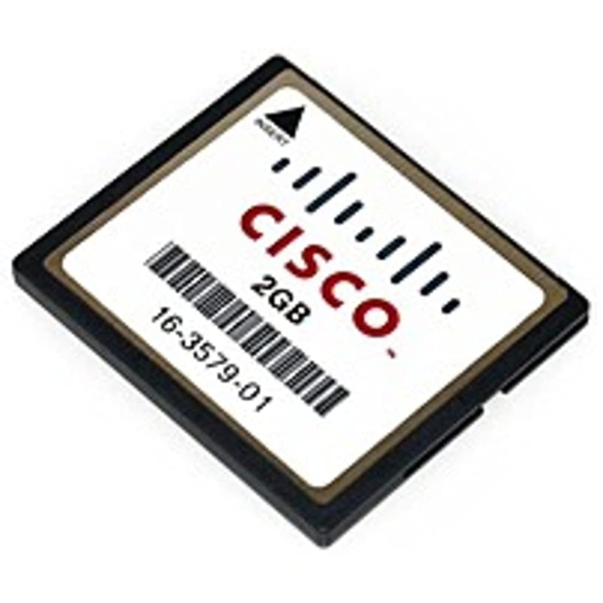 2GB Compact Flash for Cisco 1900, 2900, 3900 ISR
