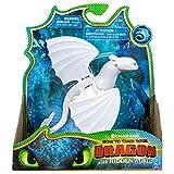 Bizak- Dragón Articulado Deluxe Lightfury, Multicolor (61926548)