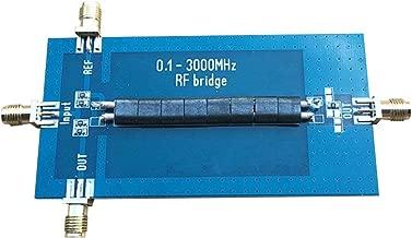 RF SWR Reflection Bridge 0.1-3000 MHZ Antenna Analyzer VHF UHF VSWR Return Loss Antenna Electronic Module