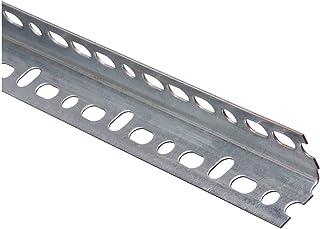 Stanley National Hardware 4021bc con ranuras ángulo 1–1/4by 9144cm galvanizado