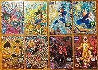 スーパードラゴンボールヒーローズ CP8枚セット SDBH ベジット