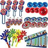 Amscan 396607Confezione assortita di accessori per feste, motivo Super Mario