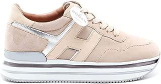 Hogan Luxury Fashion Womens HXW4830CB80LWK0QYF Pink Sneakers | Fall Winter 19