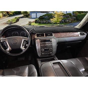 DashMat Original Dashboard Cover Lexus IS Series Premium Carpet, Gray