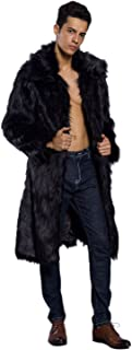 Best mens animal fur coats Reviews