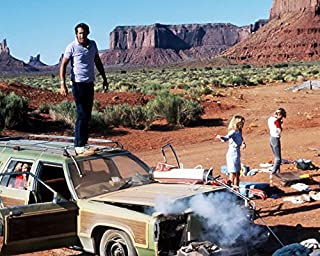 National Lampoon Vacation Stunning Grand Canyon Chevy Chase 16x20 Canvas Giclee