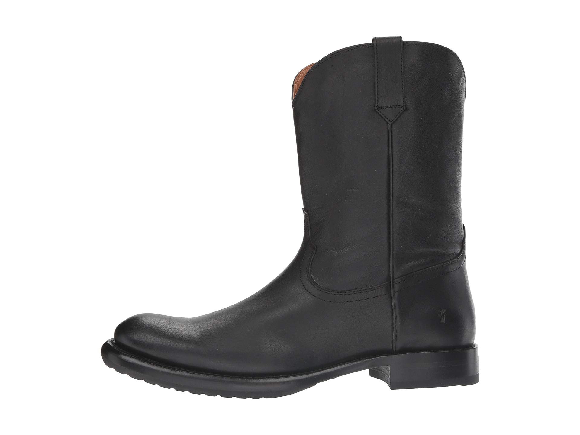 Tumbled Black Roper Frye Tan Duke Veg Rtx8q6Uw8