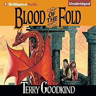 Page de couverture de Blood of the Fold