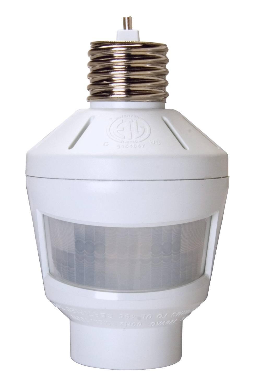 First Alert PIR725 Motion Sensing Motion Activated Light Socket