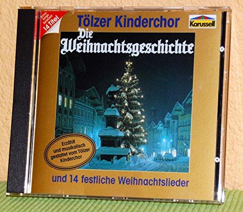 Die Weihnachtsgeschichte und 14 weihnachtliche Lieder erzählt und gesungen (KARUSSELL ADD 833398-2)