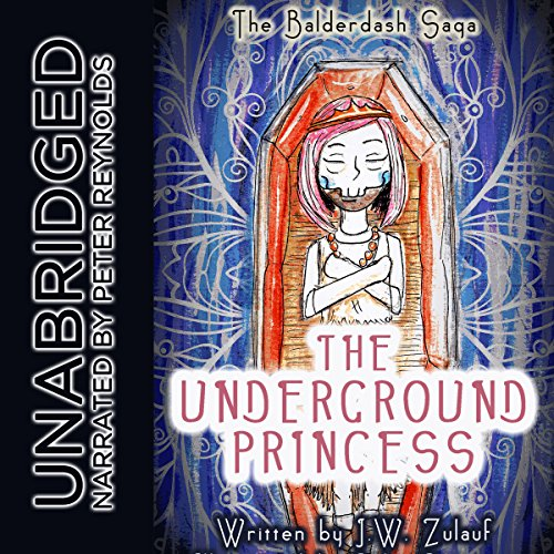 The Underground Princess audiobook cover art