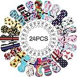 Immagine 1 achort 24 pezzi chapstick holder