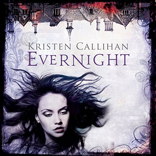 Evernight audiobook cover art