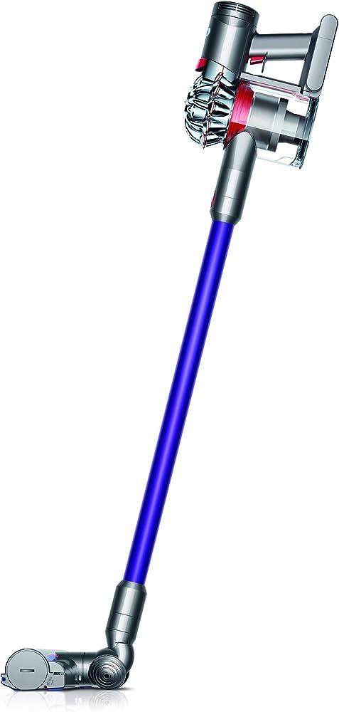 Dyson v7 animal senza sacchetto nichel aspiratore portatile aspirapolvere 248411-01