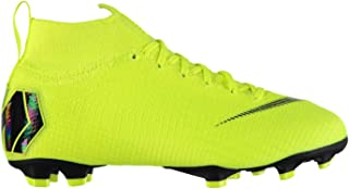 Official Nike Mercurial Superfly Elite Football Boots Firm Ground Juniors Soccer Cleats